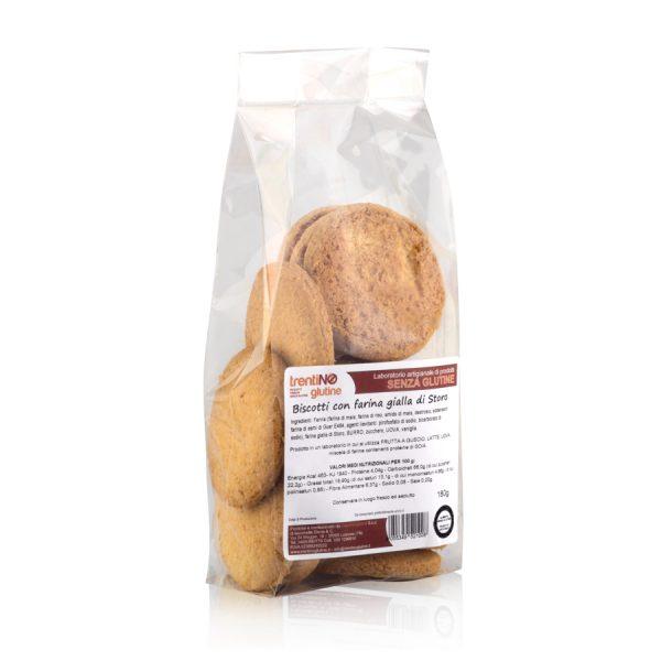 Biscotti con grano saraceno senza glutine 150 g